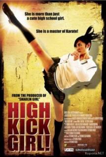 Девочка с высоким ударом / High Kick Girl!